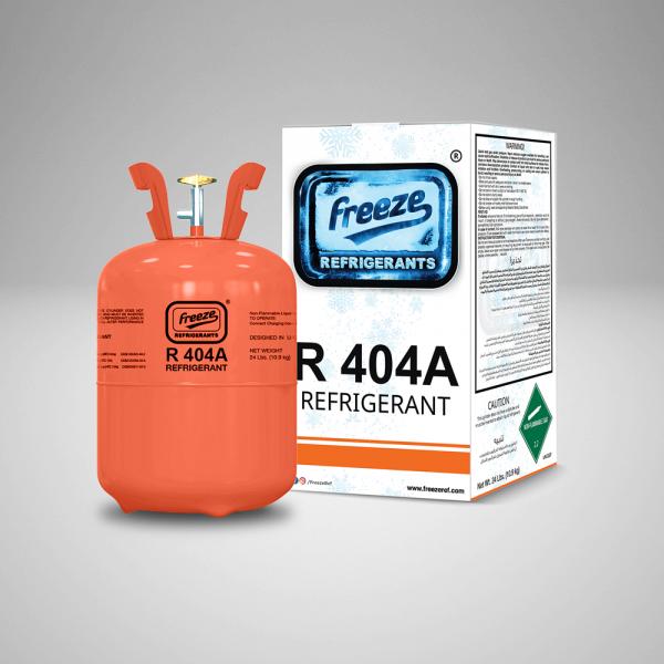 Refrigerant R404A Gas