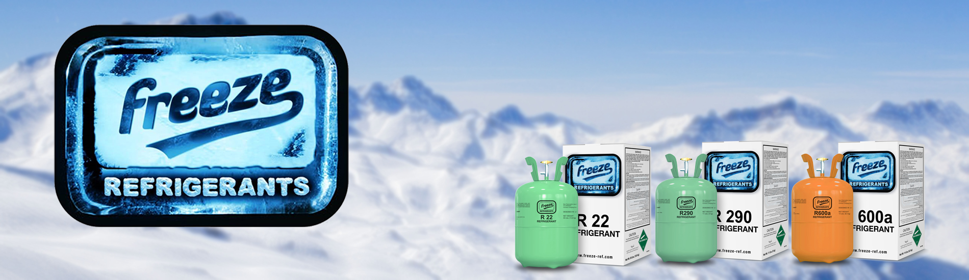 Freeze Refrigerants