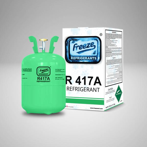 Refrigerant R417A Gas